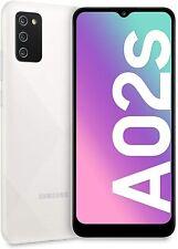 SMARTPHONE SAMSUNG A02S 32GB 3GB RAM WHITE BIANCO DISPLAY 6,5'' 13MPx NUOVO