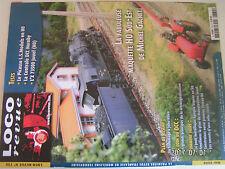 **aa Loco Revue n°730 L' 73500 Jouef / pont métallique Apogée Vapeur