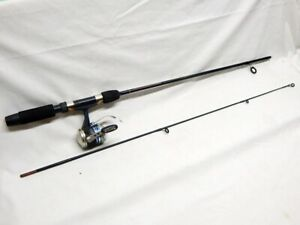 """Zebco Micro 2pc rod Ultra Light action MZS 46UL 4'6"""" two piece"""