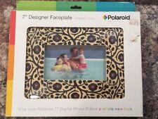 Polaroid 7 Inch Design Your Face Plate Vintage Vines Frame