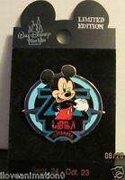 Disney Zodiac POM Series September Libra Mickey Mouse Pin