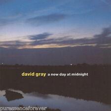 DAVID GRAY - A New Day At Midnight (UK 12 Tk CD Album)