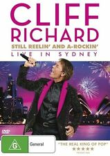 Cliff Richard Live at the Sydney Opera House NEW R4 DVD