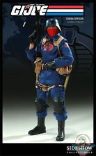 G.I. Joe Cobra Cobra Officer 12 Inch Figure by Sideshow Collectibles Used