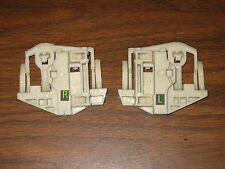 BMW X3 Window Regulator Repair Clips - ONE PAIR (2x) for FRONT - Left or Right