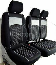 VAUXHALL VIVARO / RENAULT TRAFIC UPTO 2013 VAN SEAT COVER P40GY IN STOCK!!!