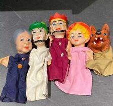 Childrens Hand Puppets Bundle