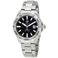 Tag Heuer Mens Aquaracer Automatic Black 43mm calibre 5 Watch WAY2010.BA0927