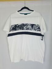 Mossimo man L white t-shirt short sleeve