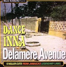 Black Solidarity Presents danse Inna Delamere AVENUE NEW VINYL LP 10.99 £