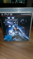 Star Wars The Force Unleashed II 2 Playstation 3 PS3