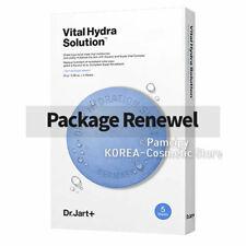 [Dr.Jart+](Renewel) Dermask Water Jet #Vital Hydra Solution Mask (1pack/5pcs)