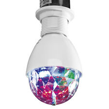 EASYmaxx LED Partyleuchte Diskolicht Diskokugel Party Licht Leuchte Glühbirne