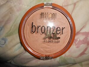 MILANI BRONZER XL ALL OVER GLOW  03 RADIANT TAN - NEW/SEALED