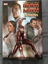 Iron Man: Extremis Hardcover Novel Written By Warren Ellis