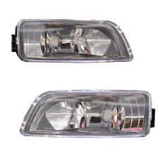 2pcs Front Fog Driving Light Fog Lamp Fit For Accord UC1 UC2 INSPIRE 2003-2007