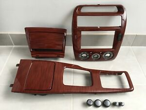 Mitsubishi Magna Verada Woodgrain Interior Trim Dash Fascia TL TW KW KL VRX ES