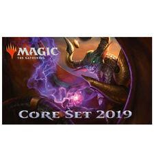 MTG MAGIC Core Set 2019 Complete Set without Mythics X4 + Tokens