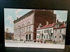Postcard  Raphael Tuck - The Gymnasium at Yale University, New Haven, CT  Z5