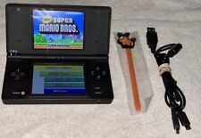 Nintendo DSi Black console With New Pokémon Stylus And Charger!!