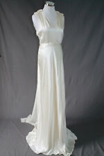 NEW J.CREW ROSABELLE WEDDING GOWN 14 49876 IVORY BRIDAL ELEGANT SILK DRESS $1500