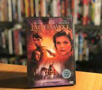 LADYHAWKE (1985) Matthew Broderick Michelle Pfeiffer Rutger Hauer DVD COME NUOVO