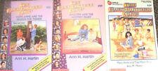 Ann M. Martin Ages 9-12 Fiction Books for Children