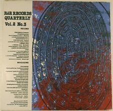 Re Records Quarterly vol 2, no 3 [RIO; John Oswald, David Myers; with mag]