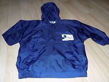 Size Med 7-8 Disney Store Navy Pullover Hooded Windbreaker Jacket Mickey Mouse
