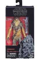 """Star Wars Hasbro Black Series 6"""" Inch Chewbacca Action Figure Exclusive Ver AU"""