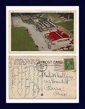 ALABAMA BIRMINGHAM MILLION DOLLAR AIRPORT POSTED 19 JANUARY 1939 TO BEREA, OHIO