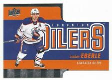 15-16 Jordan Eberle Tim Hortons Canada Diecuts Insert Card #TH5 Mint