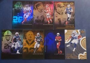 2020 Illusions Football Veterans Rookies with Parallels and Hobby Base You Pick