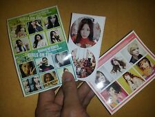 SNSD GIRLS' GENERATION GG Stickers #2, 13X4 Total 52 Sheet - GEE SM exo tvxq