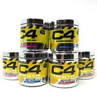 Cellucor C4 Original ID Series 30 Serving Explosive Pre Workout Powder 6 Flavors