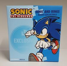 Sonic The Hedgehog and Rings Collectible Figure Lootcrate