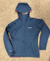 Berghaus Womens Jacket, Size 14, AQ2.5, Blue, Genuine, Lightweight