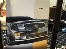 2004 Cadillac Cts - V Brochure