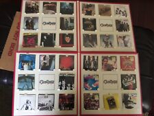 Full Set Of Chubop Cards 1980 With Shipping Box Vintage Rare Kiss Chu Bop