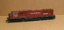 Athearn Genesis G6119 Emd Lease Sd70M #7021 (kit needs supplied parts attached)