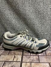 Ladies Nwob Fila Gray/Purple Tennis Shoes, Size 7.5