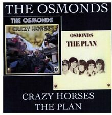 The Osmonds - Crazy Horses / The Plan [CD]