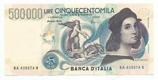 Banconota Repubblica It 500000 Lire Raffaello Sanzio 13/05/97 qFDS GigBI86A