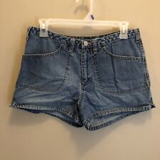 Old Navy Girls Womens Junior Denim Jean Shorts Size 6
