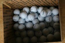 Lot of 8 Dozen (96 ea) New Titleist 1 Tour Practice White Practice Golf Balls