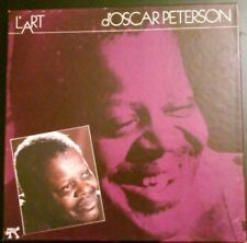 Oscar Peterson – L'Art D'Oscar Peterson (3 x LP) Jazz Piano