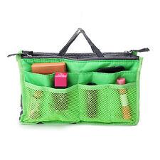Women Lady Travel Insert Handbag Organizer Purse Pouch Small New Liner Nylon Bag