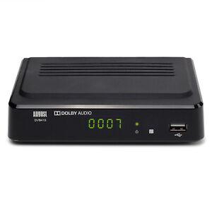 Freeview HD 1080p Digital Set-Top Box PVR Recorder Pause Rewind Timeshift USB