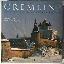 Cremlini le Fortezze dell'Antica Russia Mauro Galligani France Bigazzi Mondadori