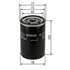 ORIGINAL BOSCH Ölfilter0451103259FORD ESCORT FIESTA FOCUS MONDEO SCORPIO TRANSIT